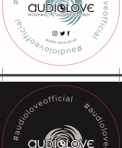Get Your Audiolove Photog Sticker Today! | Audiolove