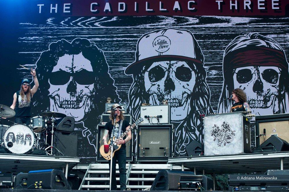 The Cadillac Three