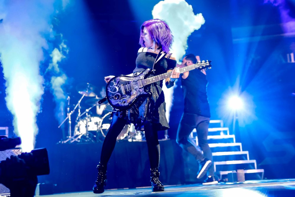 Korey Cooper of Skillet