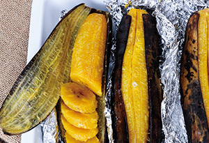 Wrap in foil and bake