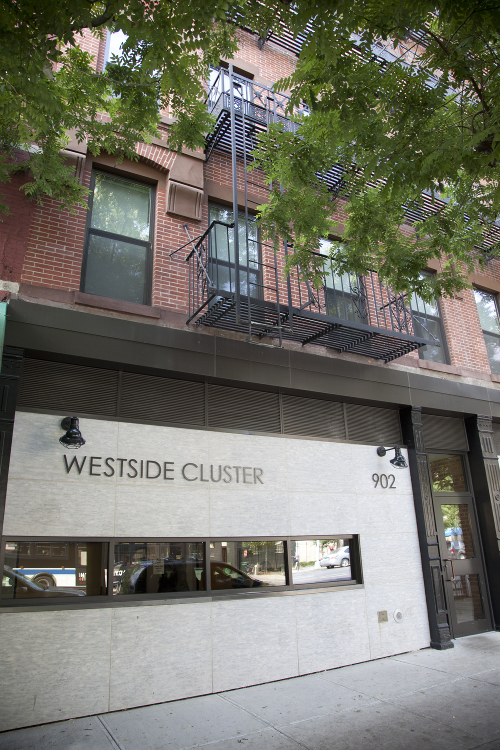Westside Cluster House, New York NY