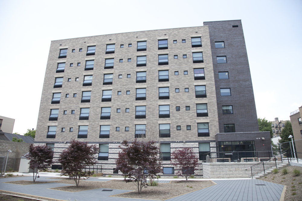Clinton Avenue Apartments, Bronx NY