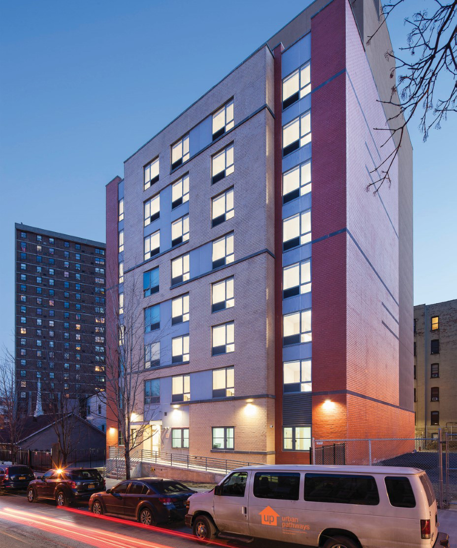 The Residences at 162nd Street, Bronx NY