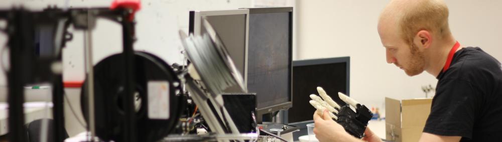 Open Bionics Workspace