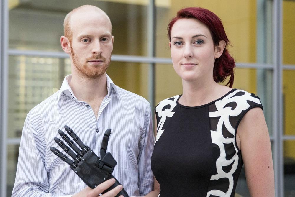 CES 2015 Open Bionics