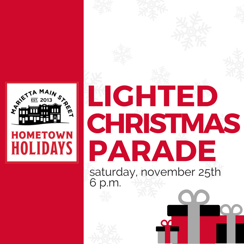 Hometown Holidays,Parade, Square Graphic.png