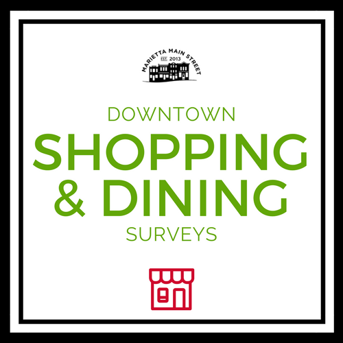 Downtown Experience Surveys, Generic Promo.png