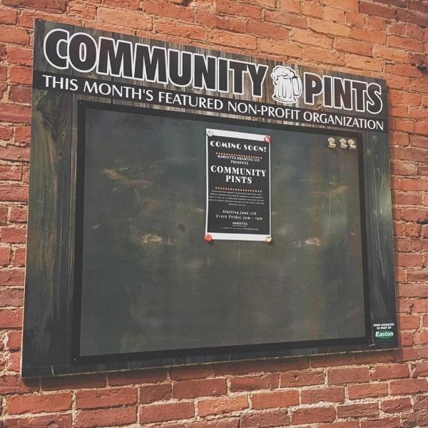 Community Pints