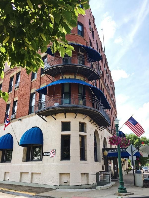 Historic Lafayette Hotel