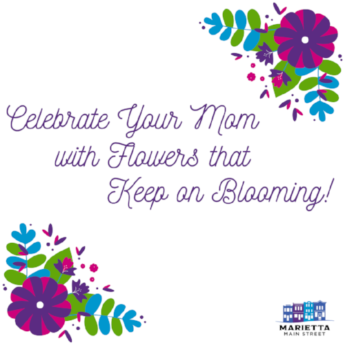 Flower Fundraiser, Gift Tag, Square Graphic.png