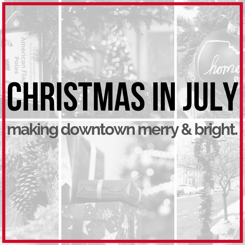 Merry Christmas In July Images.Christmas In July Returns To Make Downtown Merry Bright