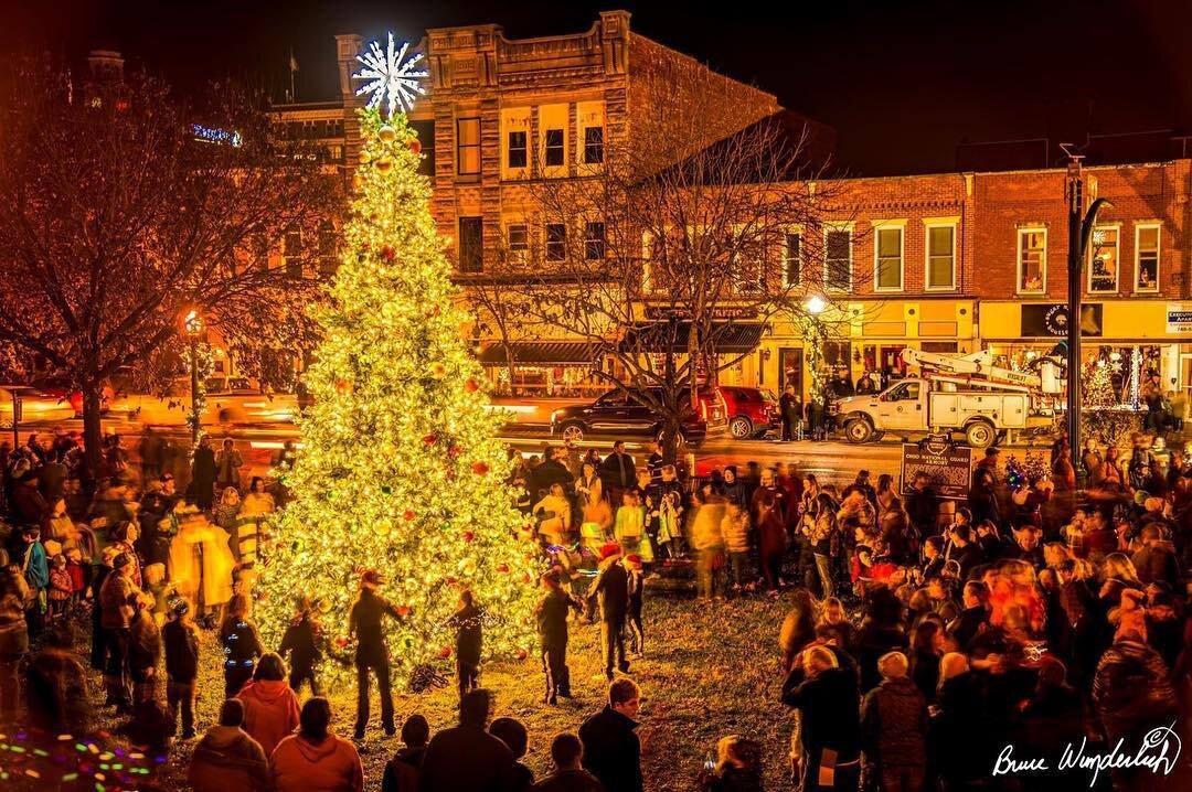 Marietta Oh Chamber Christmas 2020 Hometown Holidays — Marietta Main Street