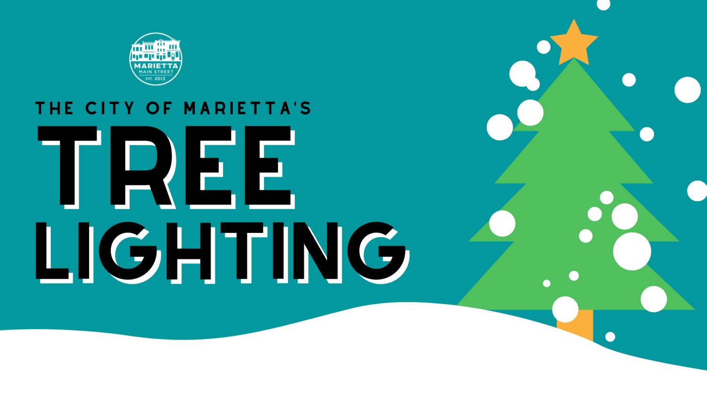 Marietta Oh Chamber Christmas 2021 City Of Marietta Tree Lighting Marietta Main Street