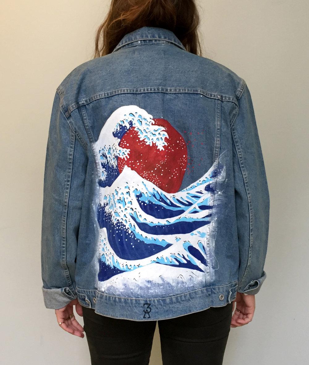 01f85e1ea3419a Custom Denim Jackets — Teresa Montenegro