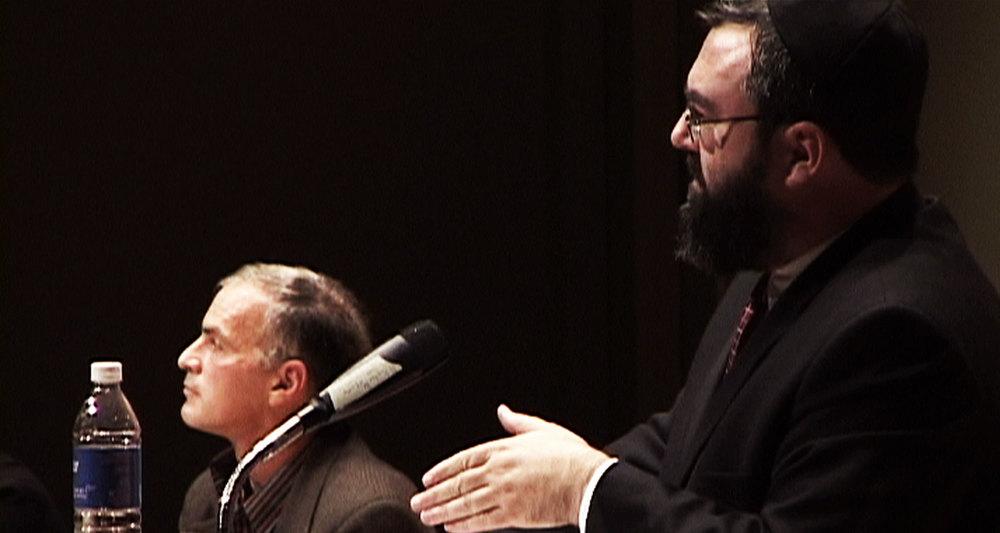 Norman debates David Olesker