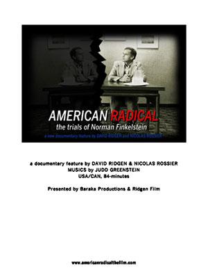American Radical Press Kit