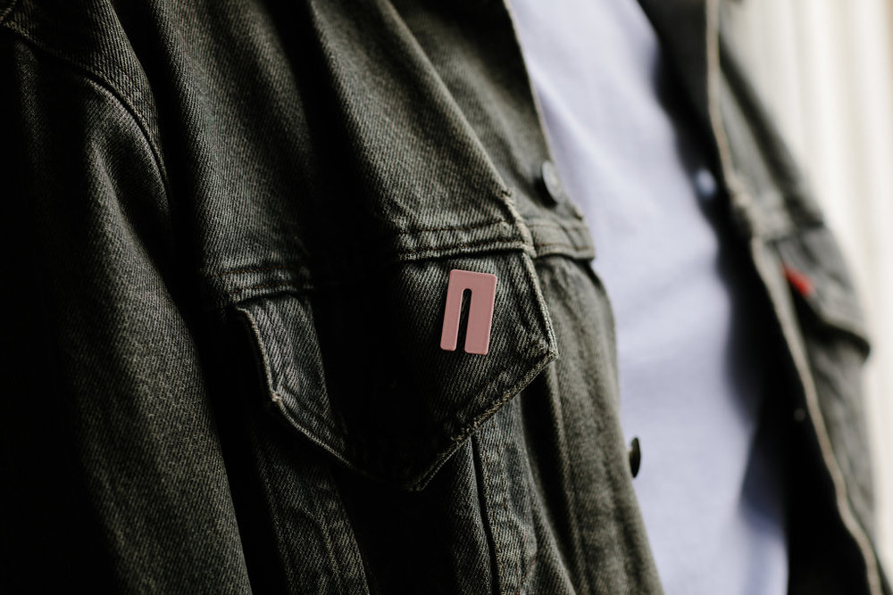 Slot Lapel Pin