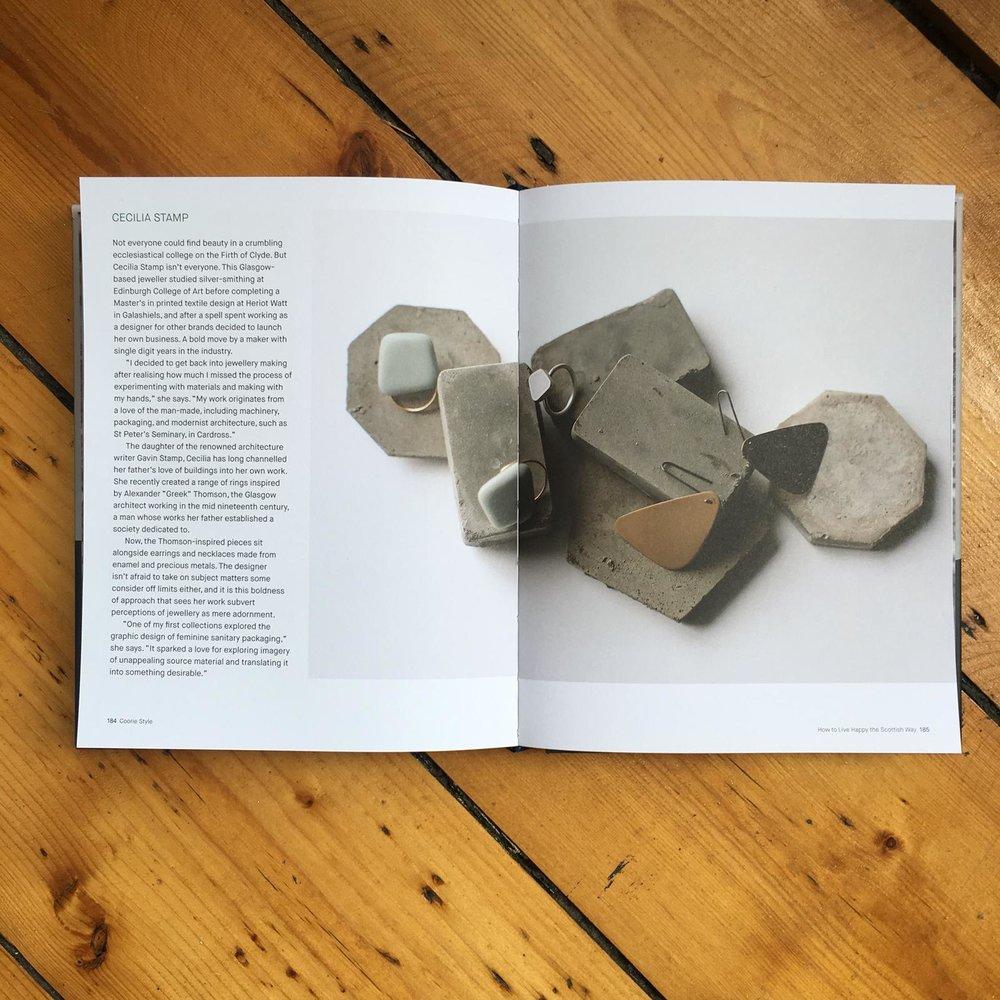 art of coorie book - gabriella bennett - cecilia stamp.JPG
