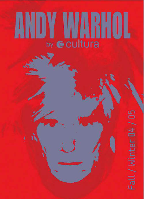 Andy Warhol by cultura     SFOGLIA LA GALLERY