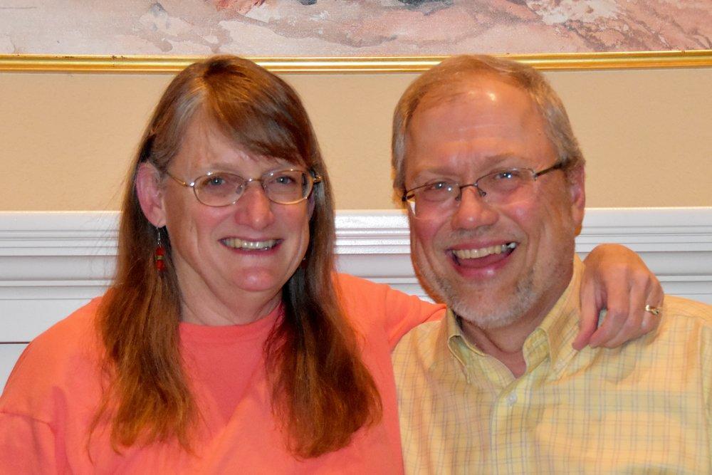 John and Betsy Mackett