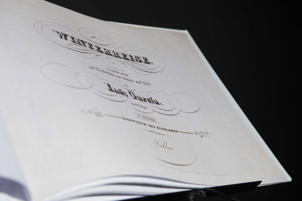 Libreto front page   2017,libreto, black&white, 25 pages