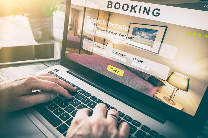 Hotels have been trying to guide guests to Brand.com... and it's working.