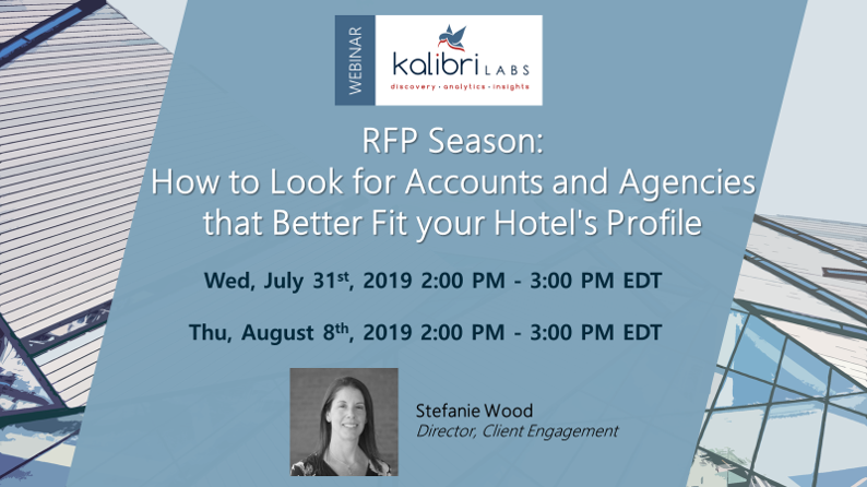 RFP Season Webinar - How to Look for Accounts and Agencies that