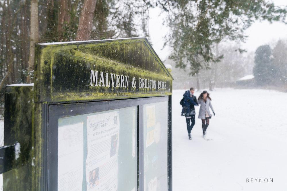 A walk in Malvern & Brueton Park