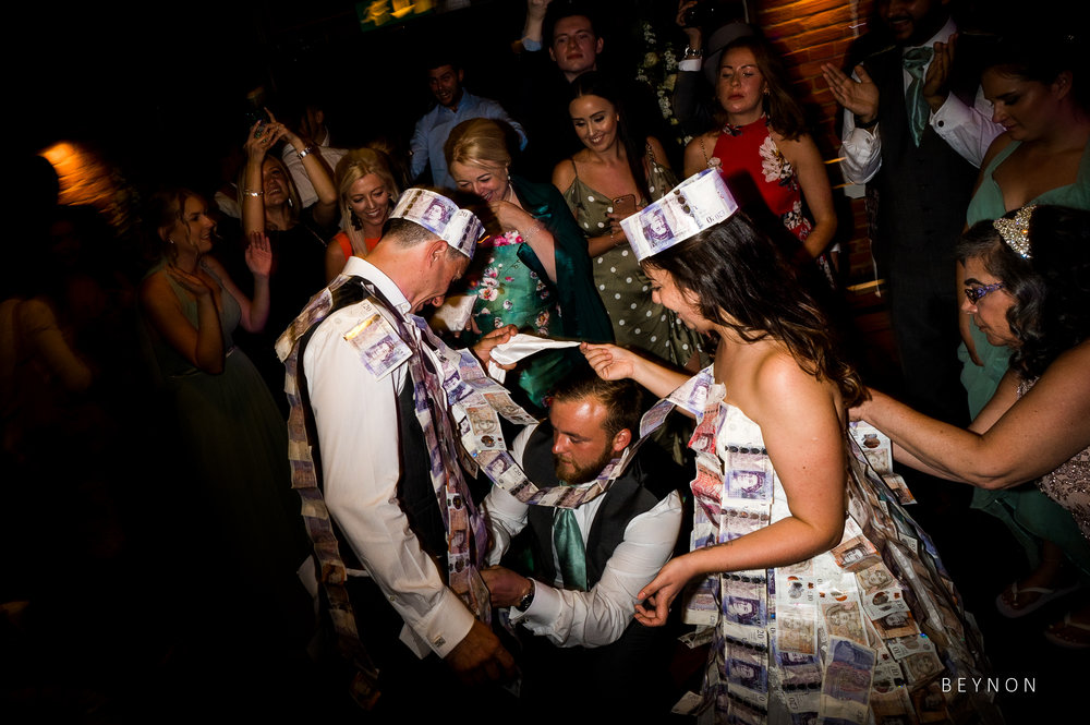 Chaos during the Greek money dance