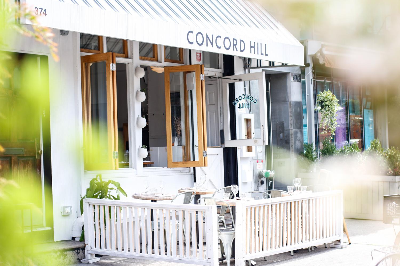 Concord Hill