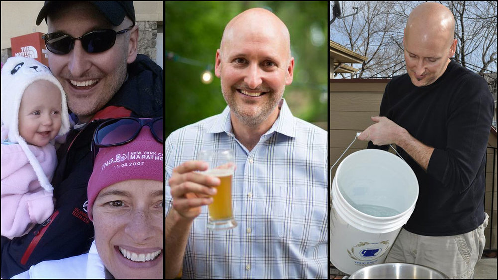 Husband, Father, Colorado Guy, Homebrewing Evangelist