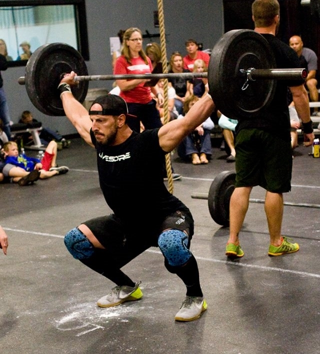 Crossfit feeds the same hungers as any other sport. It forces you to continually go beyond what your mind tells you that you can accomplish. Author, Casper, WY 2015