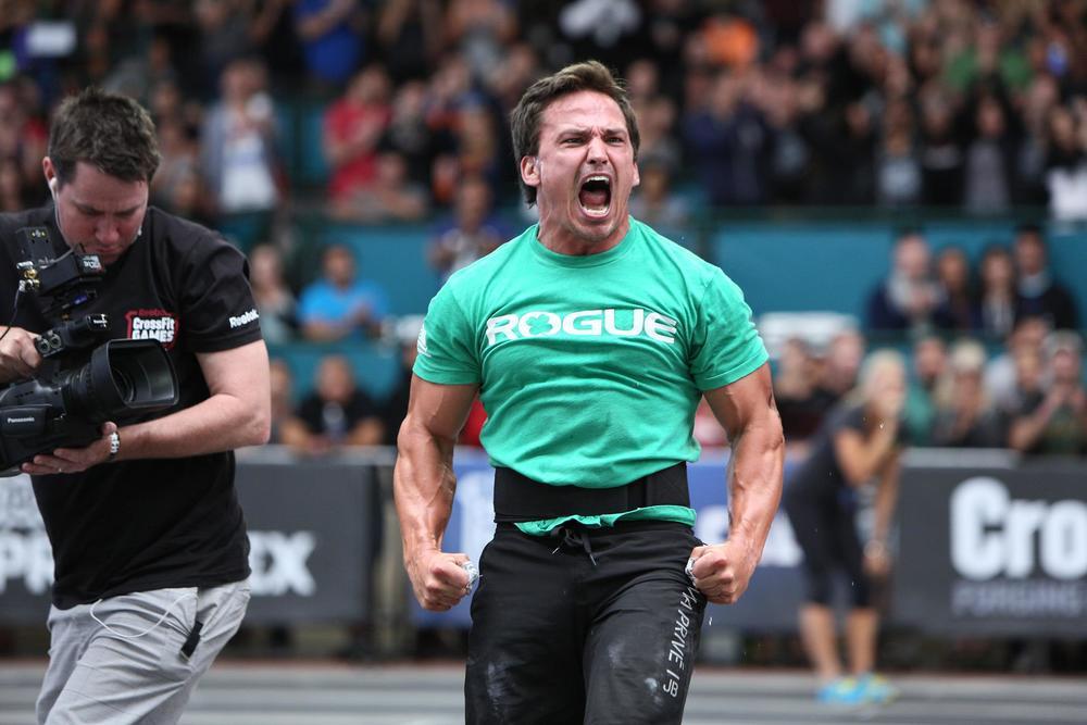 Josh Bridges - Crossfit Regionals 2015