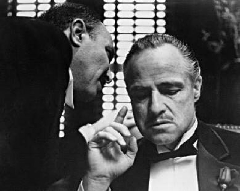 """Don Corleone, we think he might not be loyal - he clearly isn't wild/STRONG. How would you like us to ""fix"" this problem?"""