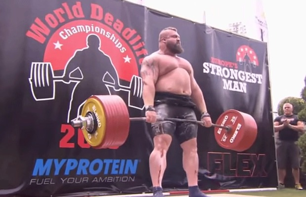 Whether you are breaking a world record like Eddie Hall, or shattering your own PR's, having a pre-lift routine will help.
