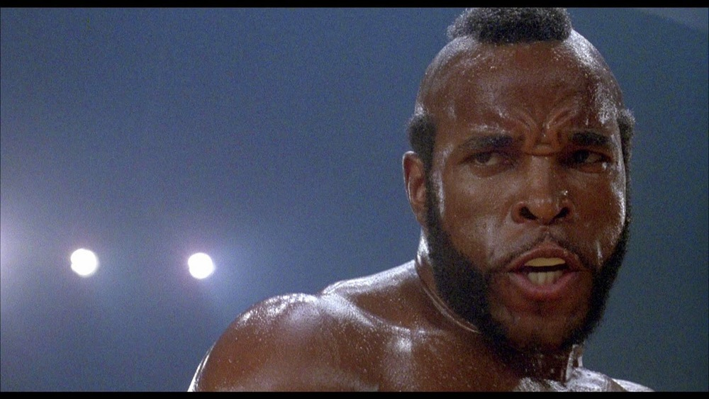 Clubber Lang didn't skip the gym. Clubber didn't live the easy life like the champ - and he beat the holy hell out of Rocky.