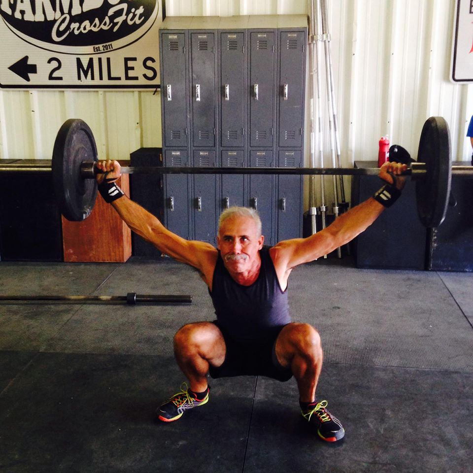 The Northern Colorado and Southern Wyoming Crossfit community has you in our thoughts today. Get better soon Roy!
