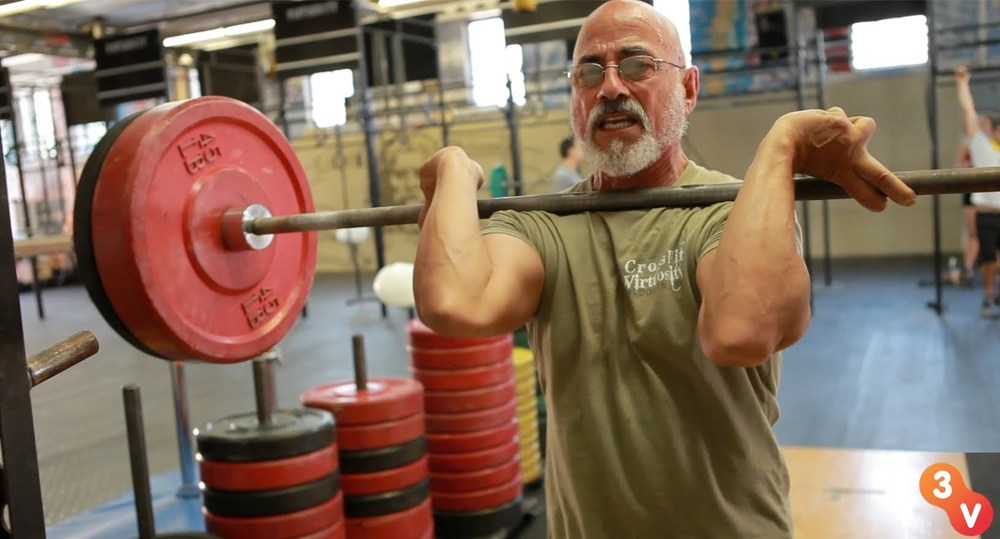 He's 73. What's your excuse again?