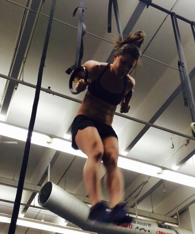 wild/STRONG Athlete Savannah Fearns. Yes, there will be muscle-ups. No, you are not allowed to act shocked. Yes, you should have worked on them for more than 3 weeks before the Open began.