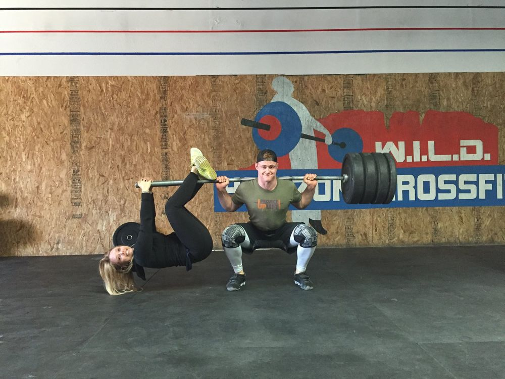 Jake and Sammie train at WILD Horizons CrossFit in Fort Collins, CO. They will make up the second half of the two wild/STRONG teams competing this weekend at Battle of the Boxes.