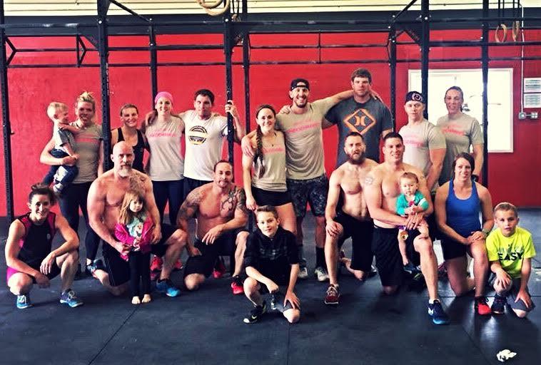 CrossFit Frontier - Cheyenne, WY.