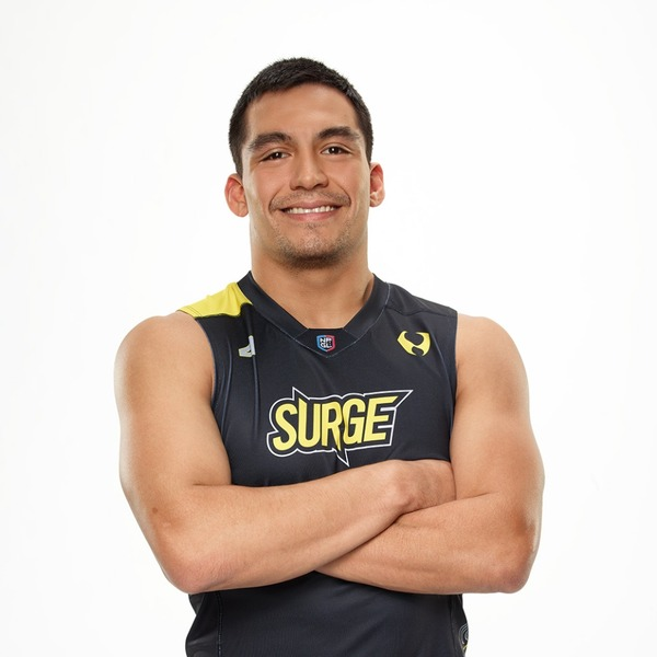 Angel Rodriguez poses the biggest threat to Bennett's reign as champion. The GRID league member beat Bennett in all but one workout in this year's CrossFit Games Open.