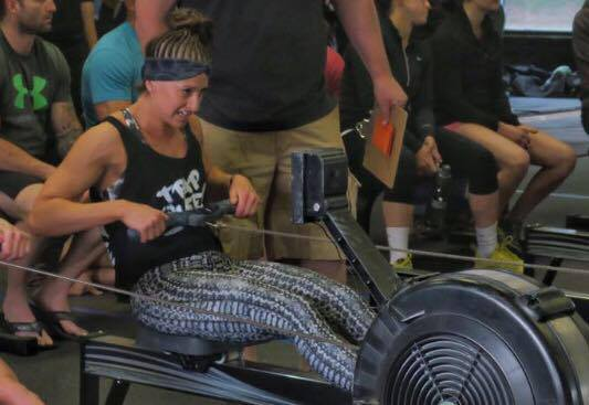Johnna Dionisio should cruise to a win this weekend in Cheyenne, if her CrossFit Games Open performance is any indicator of her current skill set.