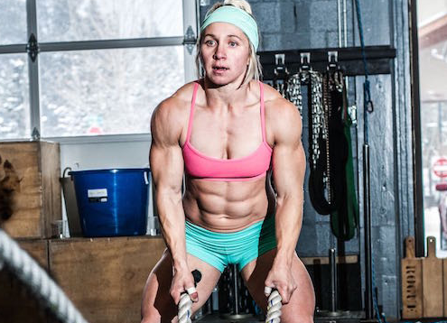 Newhart will be allowed to compete in the women's pro division but will not be eligible for the prize money due to her two-year ban from CrossFit.