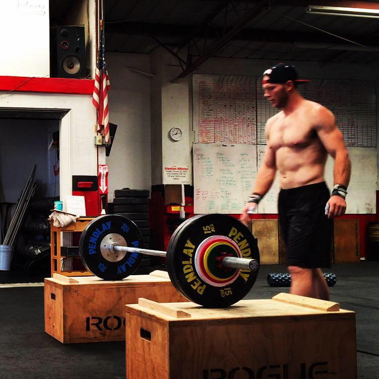 "Guill won't be joining teammate Malachi Bennett at the 307 Throwdown. CrossFit 307 owner Jeremy Davis, citing what he called Guill's ""violent"" behavior towards female coaches, staff and members at 307, has earned him a lifetime ban."
