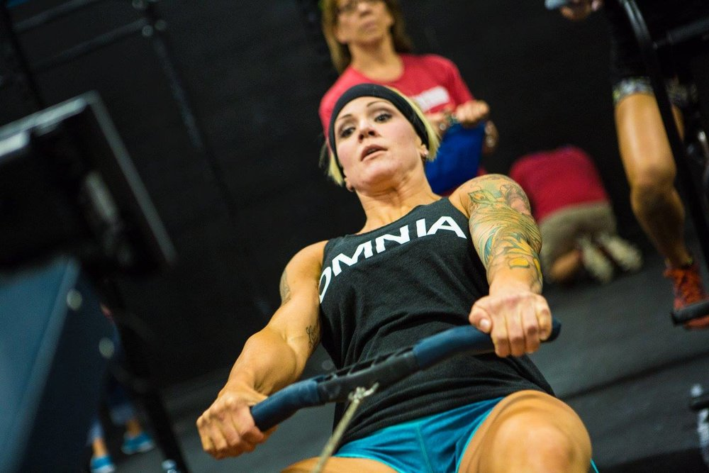 Shelby at the 307 Throwdown in 2015.