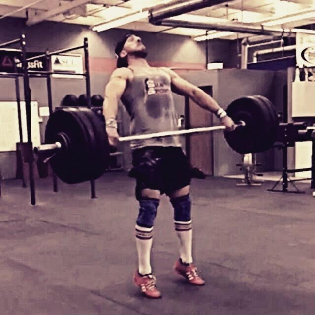 Longmont, CO - June, 2015. One of three snatch PR's in 2015