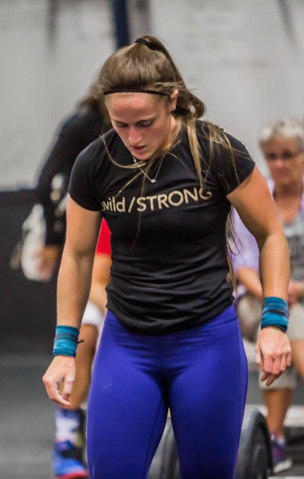 CrossFit Frontier's Josie Pettipiece is the favorite in the Women's Open division. She climbed nearly 200 spots in the CrossFit Open between 2016 and 2017.