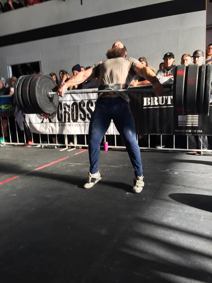 Enderton gave the crowd what they wanted on event 2, snatching 300 for a first place finish. Bennett would take second, tying his PR of 275.