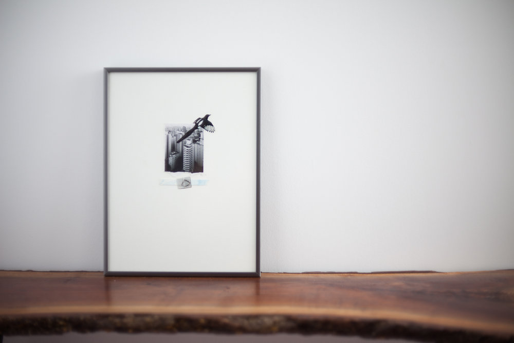 Art/Work DIY: How to photograph art in glass frames — kristina corre
